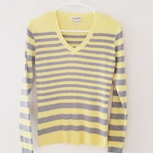 St. John's Bay sweater v-neck.